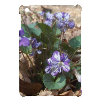 Southern Wood Violet iPad Mini Cases