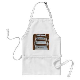Southerners for Snow! Aprons