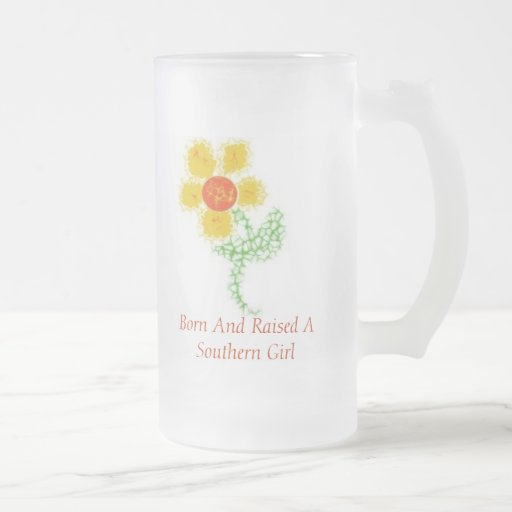 Southerngirl Frosted Mug