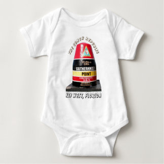 Southernmost Point Baby Bodysuit