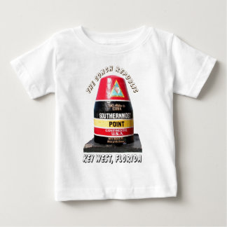 Southernmost Point Baby T-Shirt