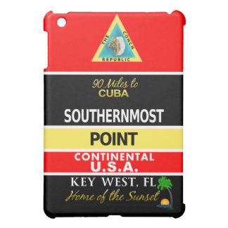 Southernmost Point Buoy Key West Cover For The iPad Mini
