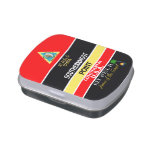 Southernmost Point Buoy Key West Jelly Belly Candy Tins