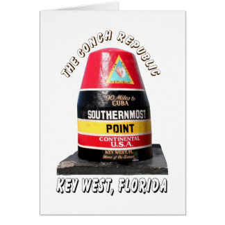 Southernmost Point Cards