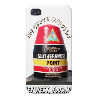 Southernmost Point iPhone 4 Covers