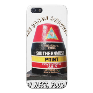Southernmost Point iPhone 5 Cases