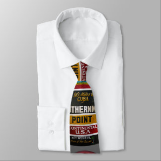 Southernmost Point, Key West Tie
