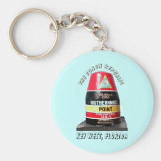 Southernmost Point Key Chains