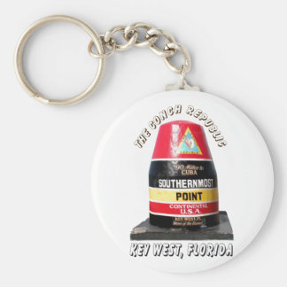 Southernmost Point Key Chain
