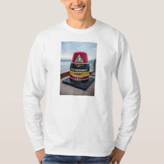 Southernmost Point Mens Long Sleeve Shirt