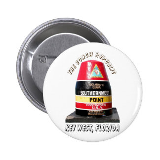 Southernmost Point Pinback Button