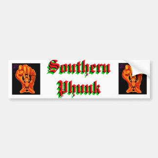 southernphunkpublish pegatina para auto