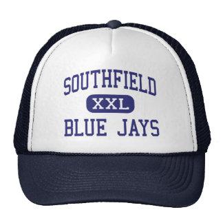 Southfield - arrendajos azules - alto - Southfield Gorros
