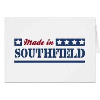 Southfield MI.png Tarjetón