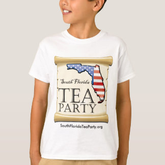 SouthFloridaTeaParty.org T-Shirt