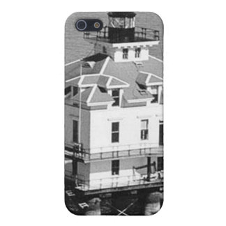 Southhampton Shoal Lighthouse iPhone 5 Cases