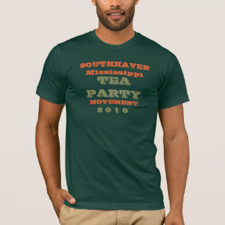 SOUTHHAVEN  MISSISSIPPI TEA PARTY T-Shirt
