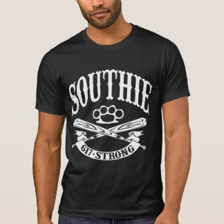 Southie - 617 Strong Tee Shirt