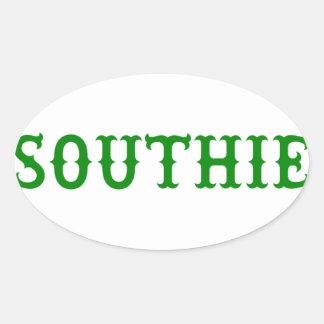 Southie Bumper Sticker