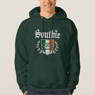 Southie Knuckle Crest Hoodie