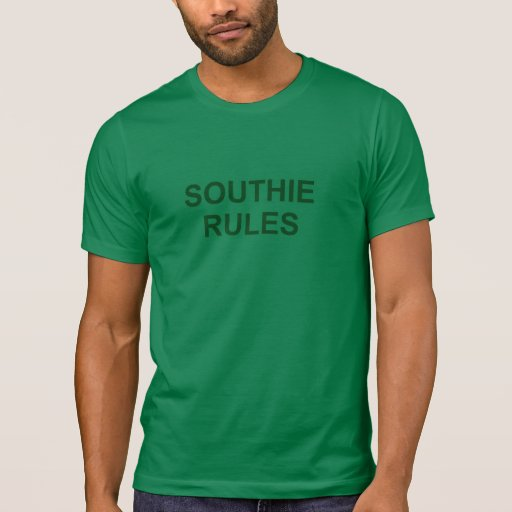 Southie Rules T-shirts
