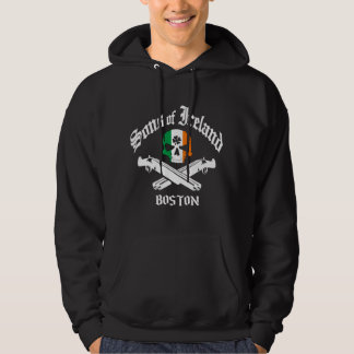 Southie - Sons of Ireland, Boston Hoodie
