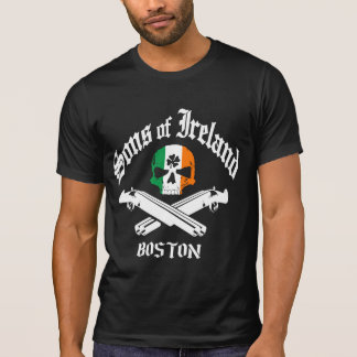 Southie - Sons of Ireland, Boston Tee Shirt