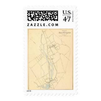 Southington Borough Postage Stamp