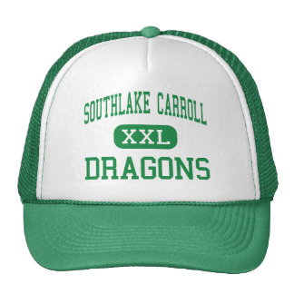 Southlake Carroll - Dragons - High - Southlake Trucker Hat