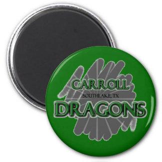 Southlake Carroll Dragons - Southlake, TX Magnet