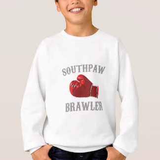 southpaw brawler sweatshirt