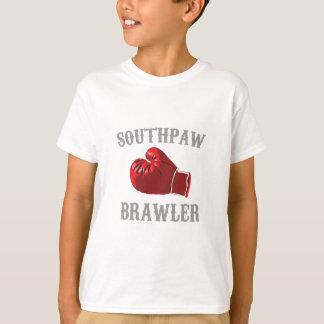 southpaw brawler T-Shirt