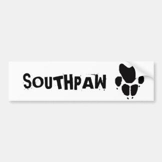 Southpaw Etiqueta De Parachoque