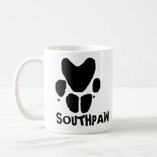 Southpaw Classic White Coffee Mug