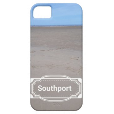 Beach Themed Southport Beach iPhone SE/5/5s Case