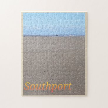 Beach Themed Southport Beach Puzzle