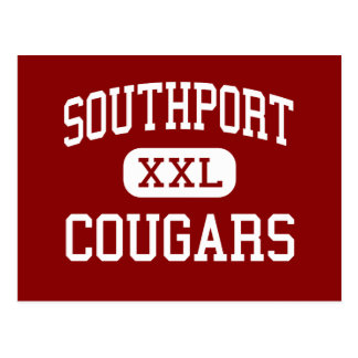 Southport - Cougars - Middle - Indianapolis Postcard
