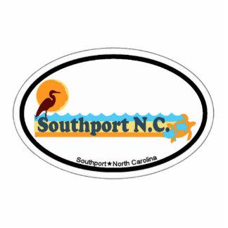 Southport. Escultura Fotografica