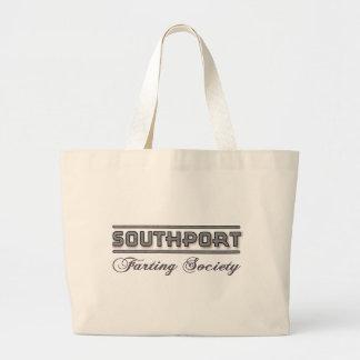 Southport Farting Society Memorobillia Jumbo Tote Bag