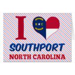 Southport, North Carolina Greeting Cards