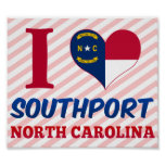 Southport, North Carolina Posters