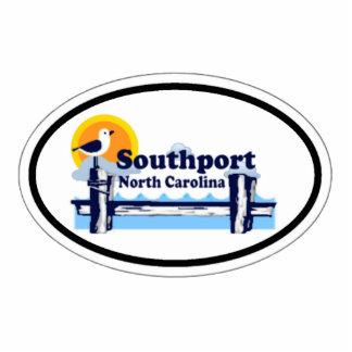 Southport. Statuette