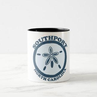 Southport. Two-Tone Coffee Mug