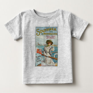 Southsea and Portsmouth Baby T-Shirt