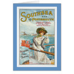 Southsea and Portsmouth Card