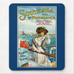 Southsea and Portsmouth Mouse Pad