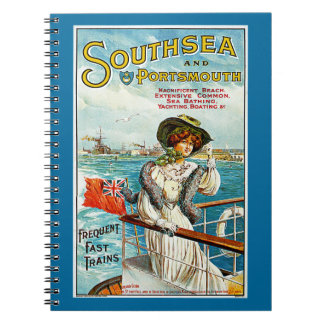 Southsea and Portsmouth Notebook