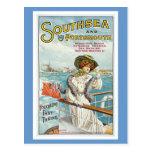 Southsea y Portsmouth Postal