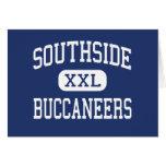 Southside - Buccaneers - Junior - Denham Springs Greeting Cards