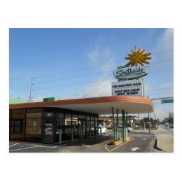 Southside Dry Cleaner Lakeland Florida Postcard